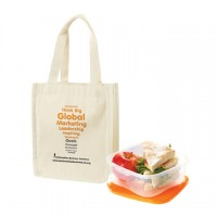 Cotton Shopper Bags Printed