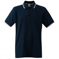 Fruit of the Loom Tipped Polo SHirts
