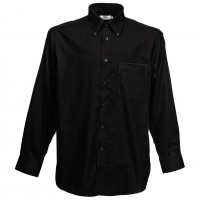 Fruit of the Loom Oxford Long Sleeve Shirts