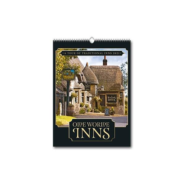 Olde Worlde Inns Calendar 2021