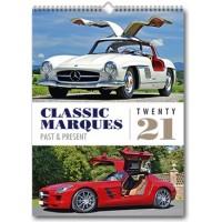 Classic Cars Promotional 2021 Calendar