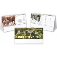 Kindred Spirits Desk calendars 2021