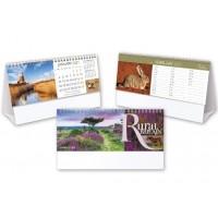 Rural Britain Desk 2021 Calendar