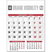 Commercial Planner Calendar